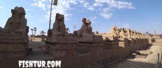 Курортные города Египта